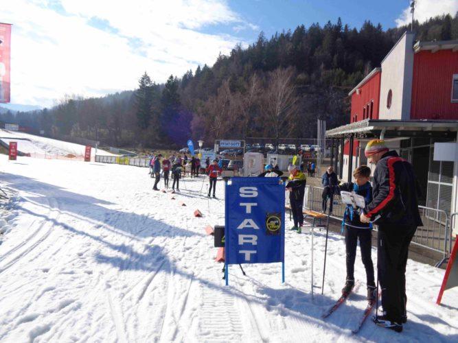 Ski-O Schulmeisterschaften Kärnten
