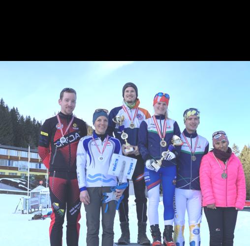 Ski-O Staatsmeisterschaft Sprint 2020