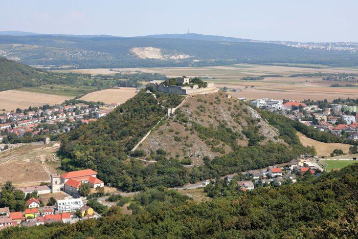 Burgruine Heimenburg, Hainburg an der Donau,© Bwag/Wikimedia