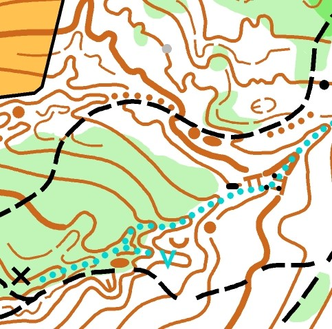Kartenausschnitt neue Karte bei Korneuburg, Nicolas Kastner