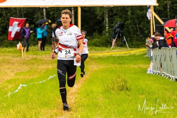 Florian Kurz - JWOC 2017, Finnland Finale Mittel