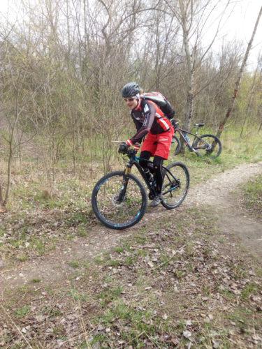 MTBO Training März 2020 - Florian Exler