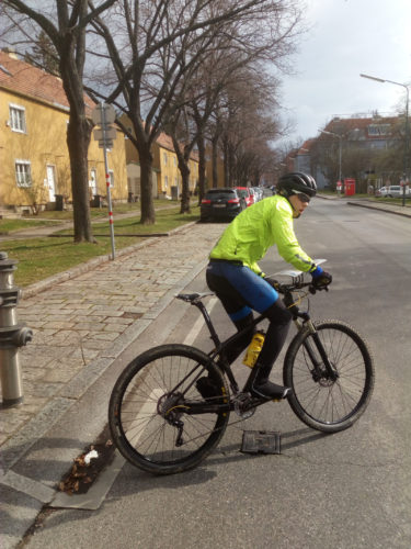 MTBO Training März 2020 - Martin Illig