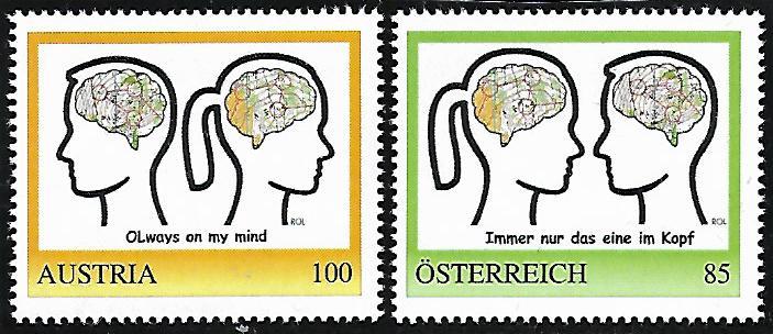 Briefmarken mit OL Motiv