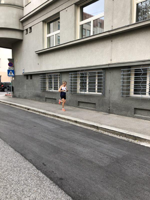 ÖSTM Sprint 2020 - Ursula Fesselhofer