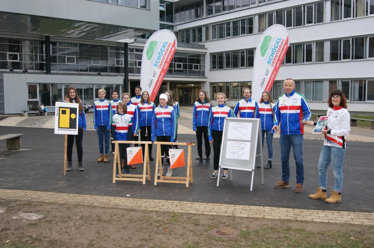Bester OL-Nachwuchs - SU Schöckl Orienteering