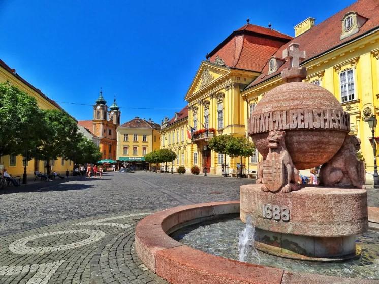 Székesfehérvár - WMOC 2021 Ungarn