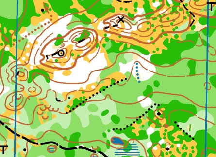 Lovasberény - WMOC 2021 Ungarn