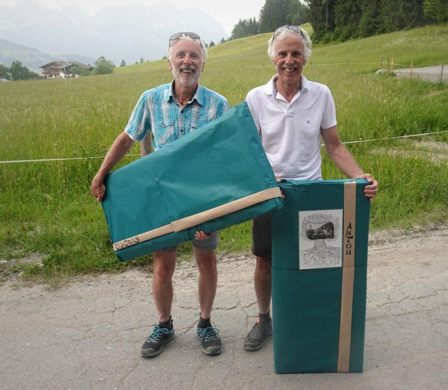 Georg und Anton Hechl