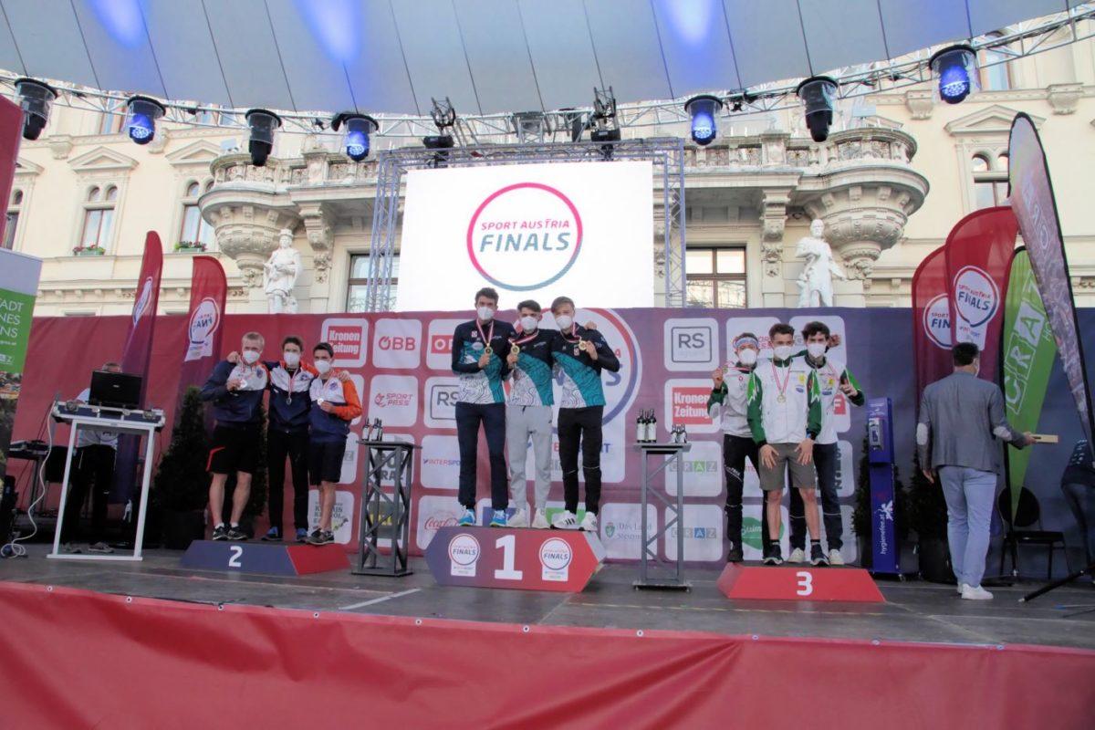 Sport Austria Finals - Siegerehrung