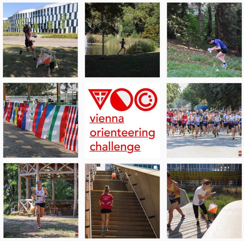 Vienna Orienteering Challenge 2021