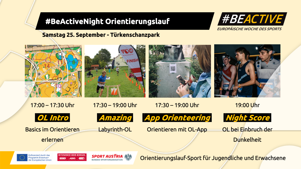 Be Active Night 2021