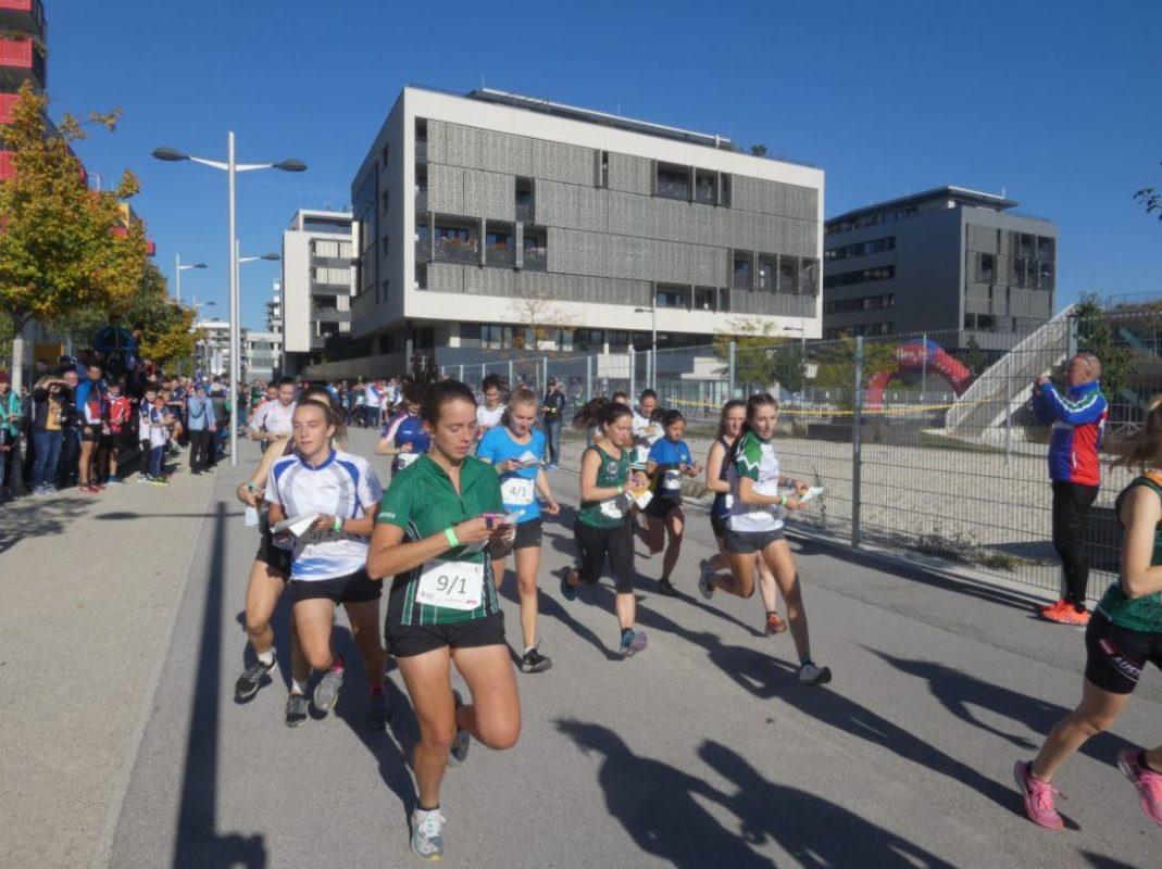 Mixed Sprint Staffel 2021 Wien Aspern